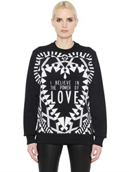 Givenchy Power Of Love Cotton Sweatshirt