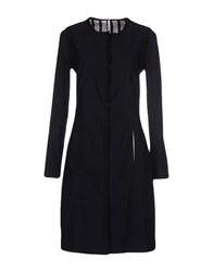 Liviana Conti Coats And Jackets Full Length Jackets Women Dark Blue