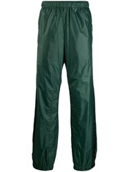 Acne Studios Technical Fabric Jogging Trousers Green
