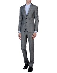 J.W. Tabacchi Suits Grey