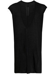 Rick Owens Deep V Neck Sleeveless Top 60