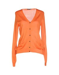 Scaglione Knitwear Cardigans Women Orange
