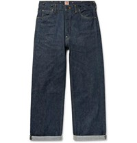 Chimala Selvedge Denim Jeans Dark Denim
