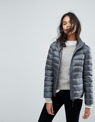 Polo Ralph Lauren Down Filling Padded Jacket Grey