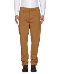 Uniform Casual Pants Camel