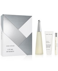 Issey Miyake 3 Pc. L'eau D'issey Gift Set No Color
