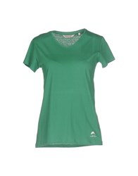 Naf Naf T Shirts Green