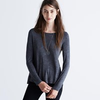 Madewell Anthem Boatneck Tee