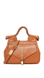 Foley Corinna Brittany Satchel Honey Brown