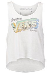 Vans Cypress Holiday Top White
