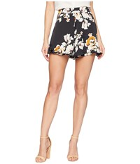 Bishop Young Flutter Shorts Black