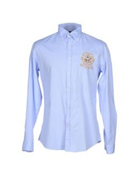 Beverly Hills Polo Club Shirts Sky Blue
