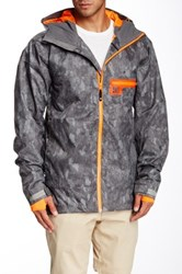 Dc Axis 15 Snow Jacket Gray