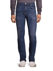 Vince Drop Rise Faded Jeans Classic Wash