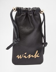 Urbancode Wink Sunglasses Case Black