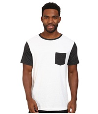 Matix Clothing Company Standard Clash T Shirt White Men's T Shirt