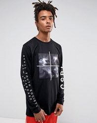 Cayler And Sons Long Sleeve T Shirt In Black Black