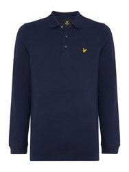 Lyle And Scott Long Sleeve Classic Navy