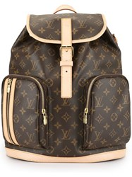 Louis Vuitton Vintage Sac A Dos Bosphore Backpack Hand Bag Brown
