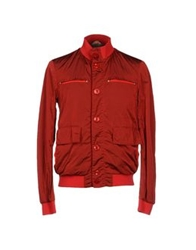 Geospirit Jackets Red