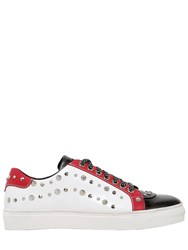 Harris Studded Leather Sneakers