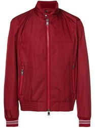 Hugo Boss Shell Jacket Red
