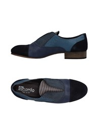 Ebarrito Loafers Dark Blue