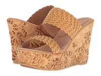 Sbicca Halima Tan Women's Wedge Shoes