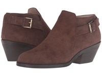 Eileen Fisher Rein Chocolate Sport Suede Women's Pull On Boots Brown