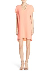 Women's Felicity And Coco V Neck Crepe Shift Dress