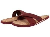 Ugg Ithan Cork Matador Red Nubuck Men's Sandals