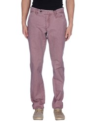 Antony Morato Trousers Casual Trousers Men Purple