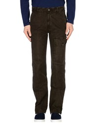 C.P. Company Trousers Casual Trousers Men Dark Green