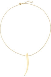 Shaun Leane Sabre 18 Karat Gold Necklace