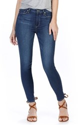 Paige Women's Transcend Hoxton High Rise Ankle Skinny Jeans