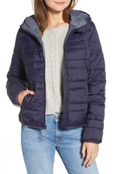 Marc New York Hooded Packable Jacket Zodiac Earl Grey