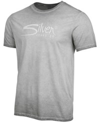 Silver Jeans Co. Logo T Shirt Shadow