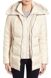 Women's Hawke And Co. Quilted Jacket With Inset Bib