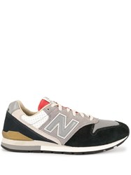 New Balance Colour Blocked Low Top Sneakers 60