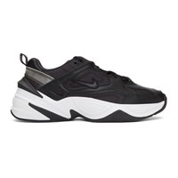 Nike Black And Navy M2k Tekno Sneakers