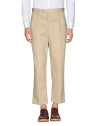 Lc23 Casual Pants Beige