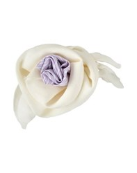 Forte Forte Forte_Forte Jewellery Brooches Women Ivory