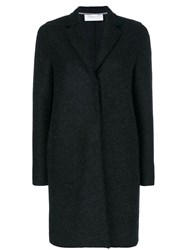 Harris Wharf London Classic Coat Grey