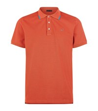 Jacob Cohen Vintage Polo Shirt Male Red