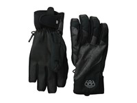 686 Icon Pipe Glove Gunmetal Cubist Camo Extreme Cold Weather Gloves Black