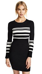 Feel The Piece Kimball Dress Black Ivory