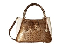 Brahmin Ruby Oak Handbags Brown