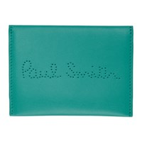 Paul Smith Blue Receipt Card Holder