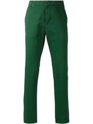 Band Of Outsiders Chino Trousers Green