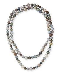 Belpearl Tahitian And South Sea Pearl Necklace 40